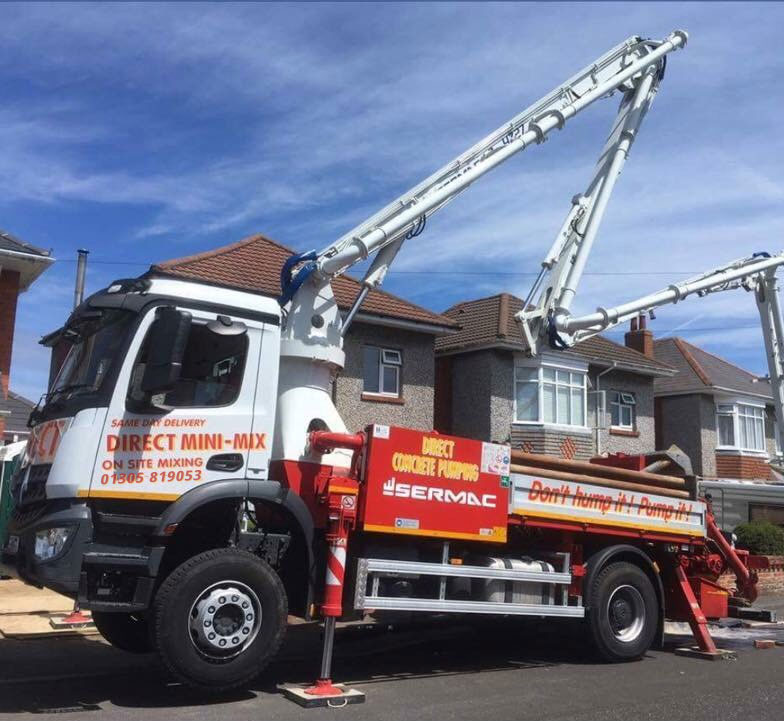 Domestic Concrete Supplier Dorchester